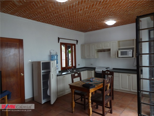 2197 APARTMENT IN CENTRAL ANTIGUA available in May 2018