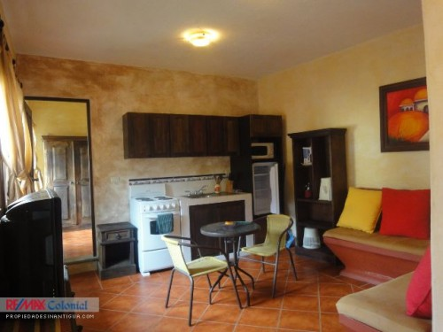 3128 APARTMENT FOR RENT, LA ANTIGUA GUATEMALA (Furnished)