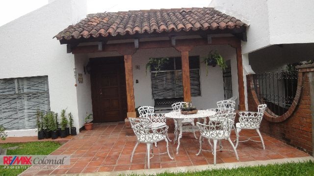 4164 HOUSE FOR RENT IN ANTIGUA GUATEMALA