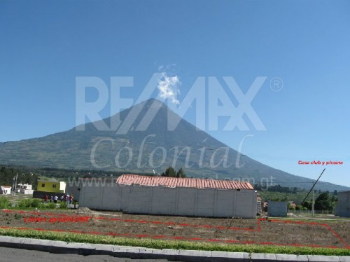 2900 GREAT LOTS TOGETHER IN EL PORTAL DE LAS ROSAS (232m2)