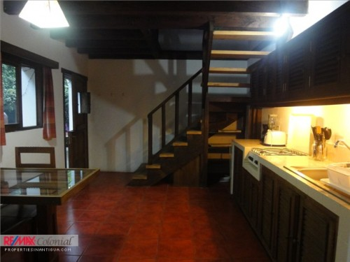 3287 NICE APARTMENT FOR RENT IN ANTIGUA GUATEMALA