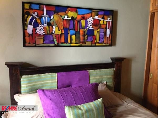 4121 APARTMENT FOR RENT IN ANTIGUA (Furnished)