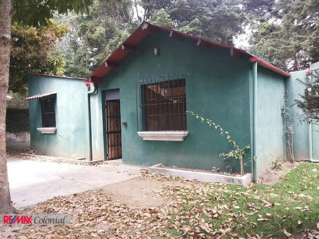 4096 HOUSE FOR RENT IN SAN LUCAS SACATEPEQUEZ (Unfurnished)