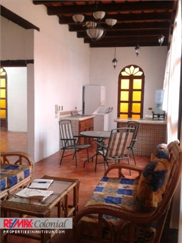 3673 APARTMENT FOR RENT IN ANTIGUA (FURNISHED)