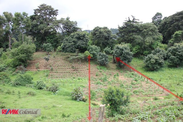 3818 LAND FOR SALE IN SANTA LUCIA MILPAS ALTAS (611.92 m2 )