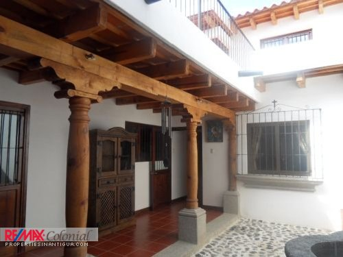 2408 HOUSE FOR RENT IN ANTIGUA GUATEMALA, EL CALVARIO