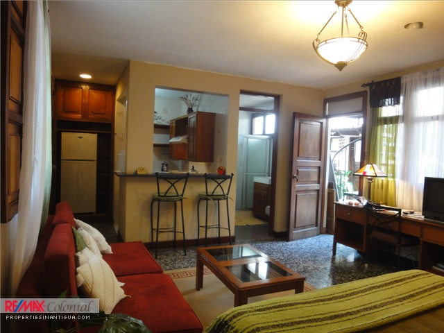 3567 APARTMENT FOR RENT IN ANTIGUA GUATEMALA (FURNISHED)