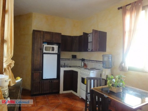 3129  APARTMENT FOR RENT, LA ANTIGUA GUATEMALA