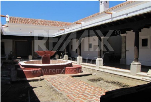 2809 EL CLAUSTRO HOUSE FOR SALE IN ANTIGUA IN A RESIDENTIAL COMPLEX