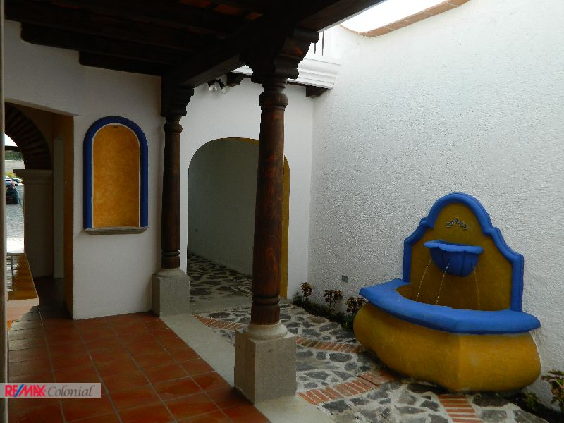 3801 NEW HOUSE FOR RENT IN EL CALVARIO, LA ANTIGUA GUATEMALa