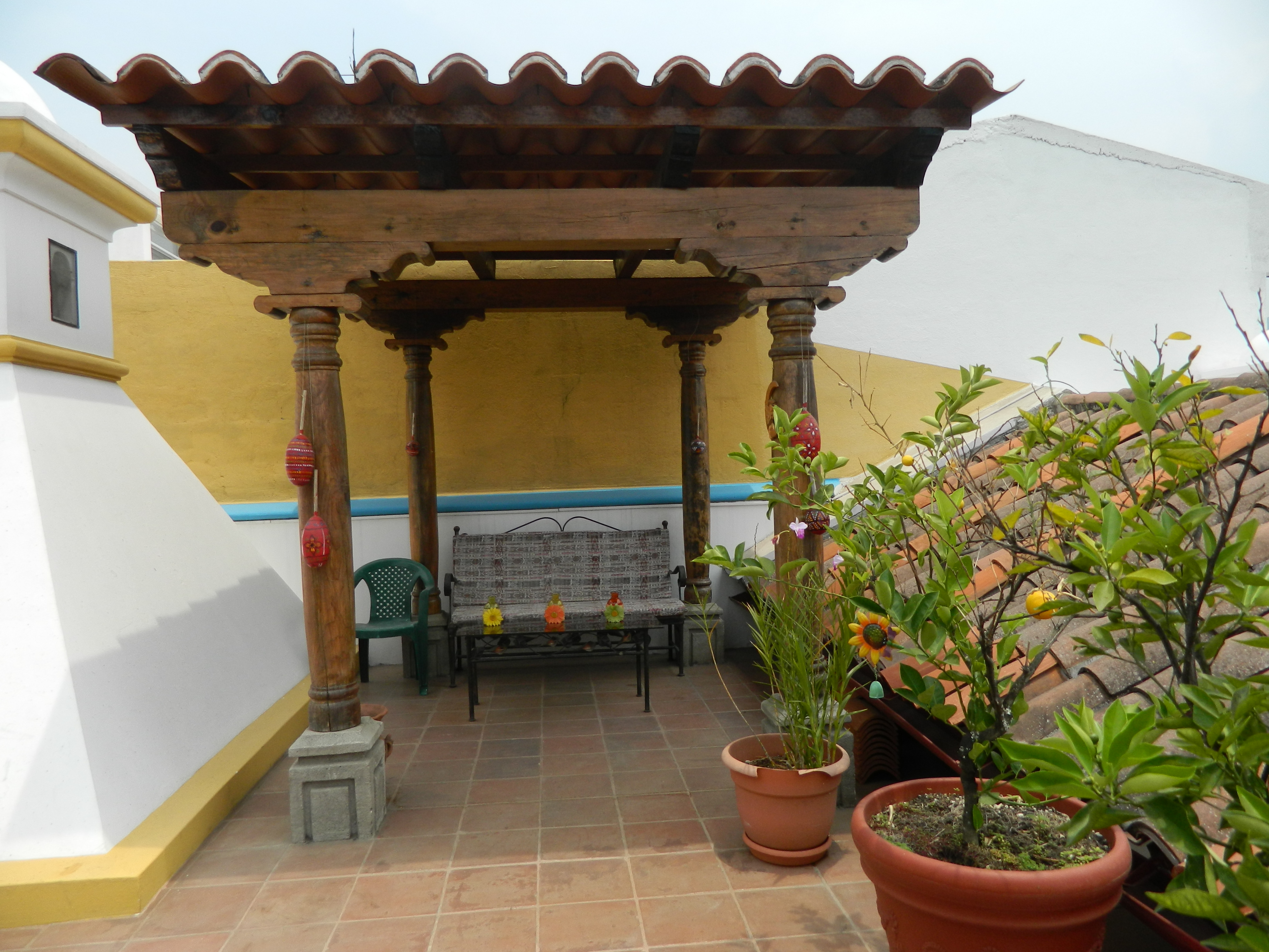 4261 NICE FURNISHED HOUSE FOR RENT IN PORTAL DE ANTIGUA