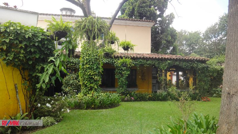 4396 FURNISHED HOUSE IN A COMPLEX, BOSQUES DE ANTIGUA. (RENTED)