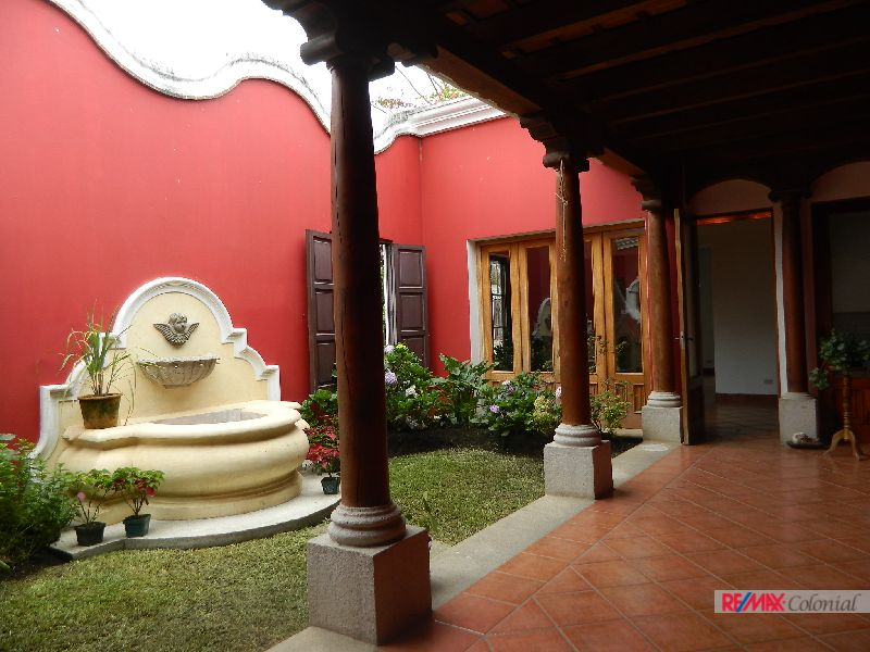 3931 HOUSE FOR RENT IN RESIDENCIALES EL CALVARIO, ANTIGUA GUATEMALA
