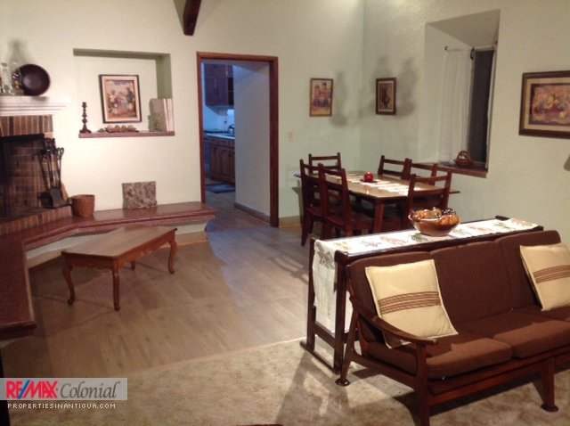 4610 TWO BEDROOMS APARTAMENT FOR RENT IN ANTIGUA GUATEMALA