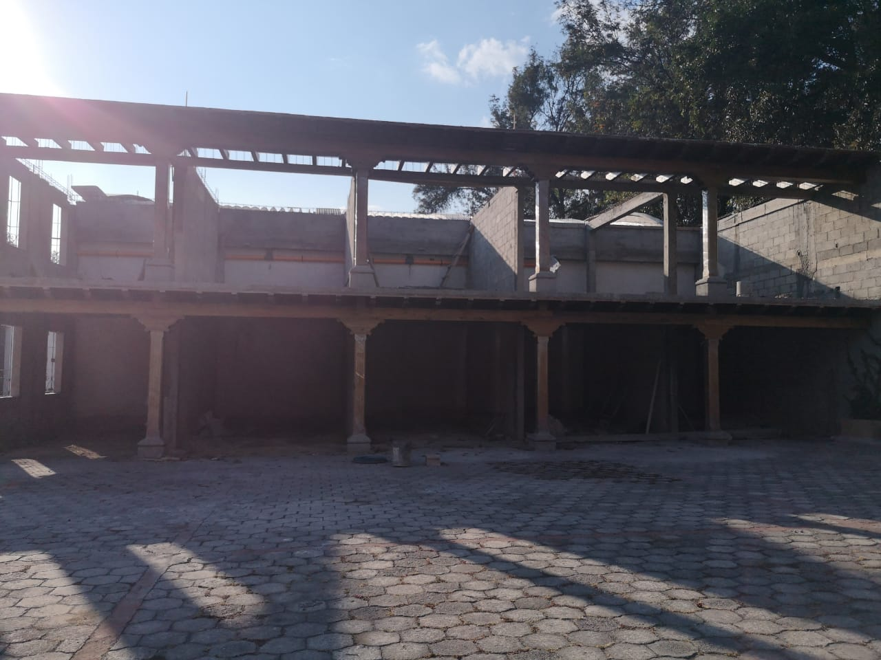 4660 WAREHOUSE FOR RENT CLOSE TO CENTRAL ANTIGUA (From: 9m2. Under construction)