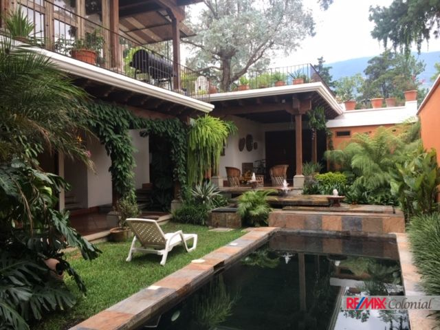 4795 House For Sale In Antigua Guatemala Cortijo De Las