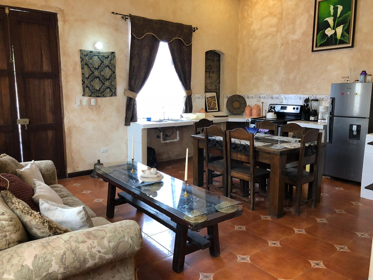 2048 BEAUTIFUL HOUSE FOR RENT – CASCO ANTIGUA GUATEMALA