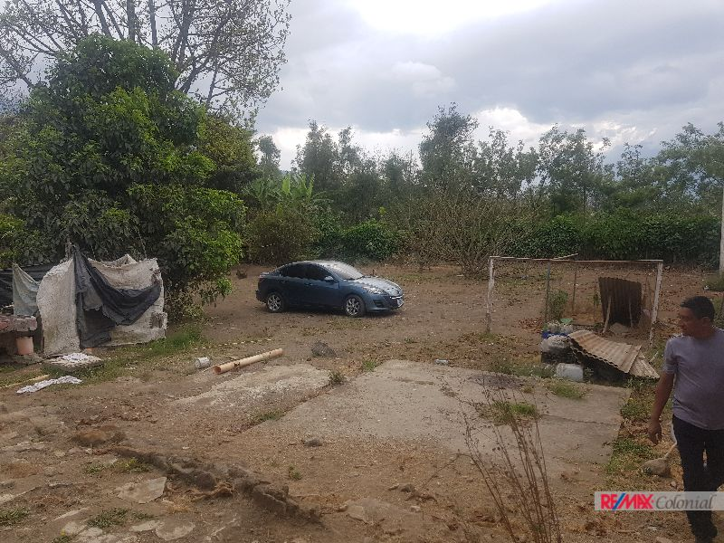 4862 GREAT LOT FOR SALE IN ANTIGUA GUATEMALA (SAN CRISTOBAL EL BAJO )