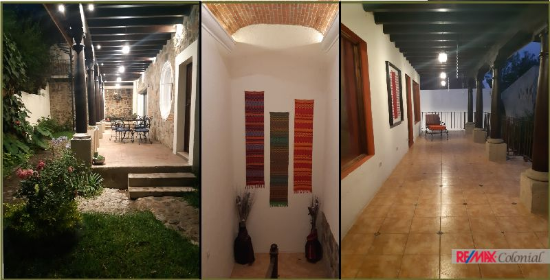 4968 COZY HOUSE FOR RENT ON THE NORTH SIDE OF ANTIGUA GUATEMALA
