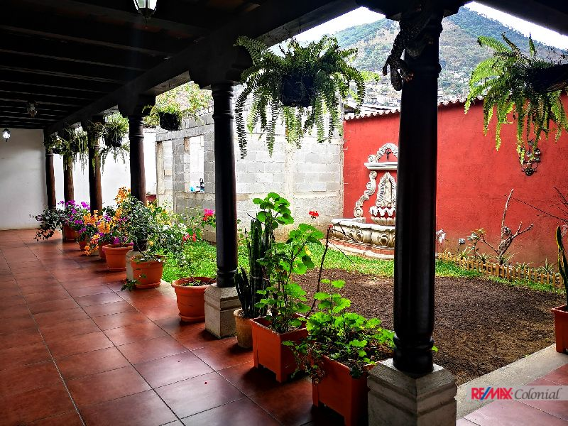 5034 HOUSE FOR RENT IN JOCOTENANGO – ANTIGUA GUATEMALA
