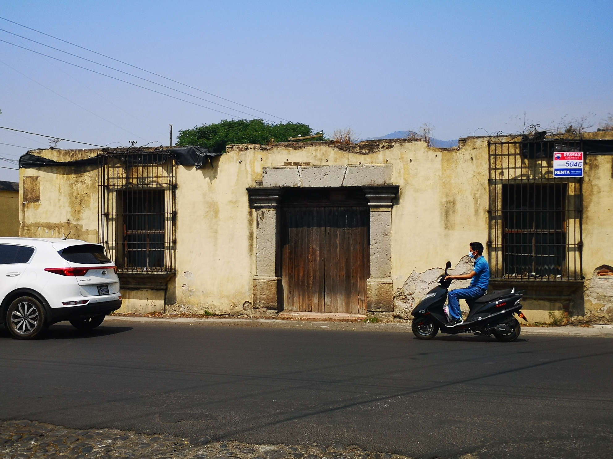 5046 COMMERCIAL PROPERTY FOR RENT IN ANTIGUA GUATEMALA