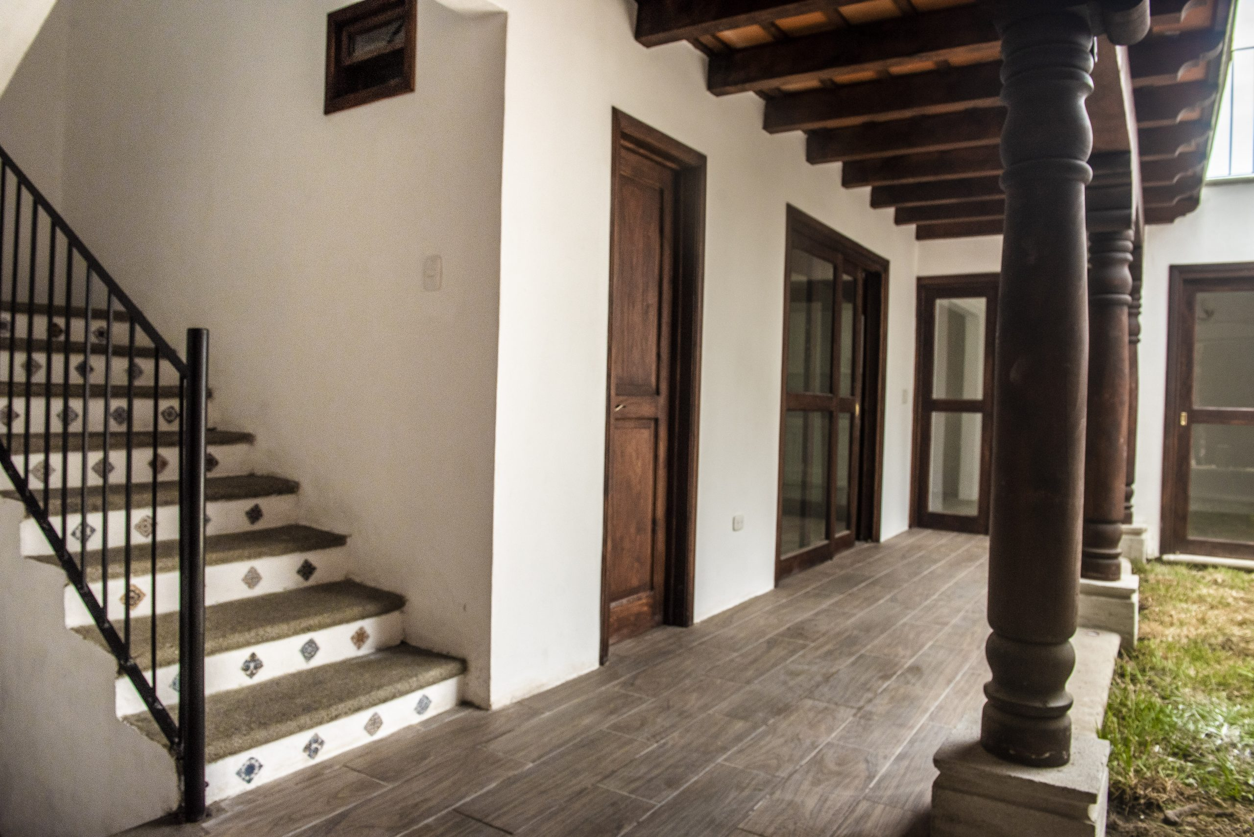 5054 RECENTLY BUILT HOUSE FOR SALE IN ANTIGUA GARDENS – ALOTENANGO