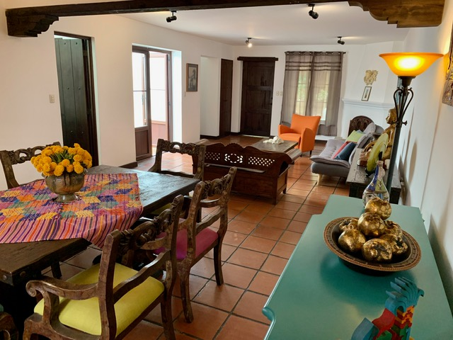 5059 SPECTACULAR LOFT FOR RENT IN THE CENTER OF ANTIGUA