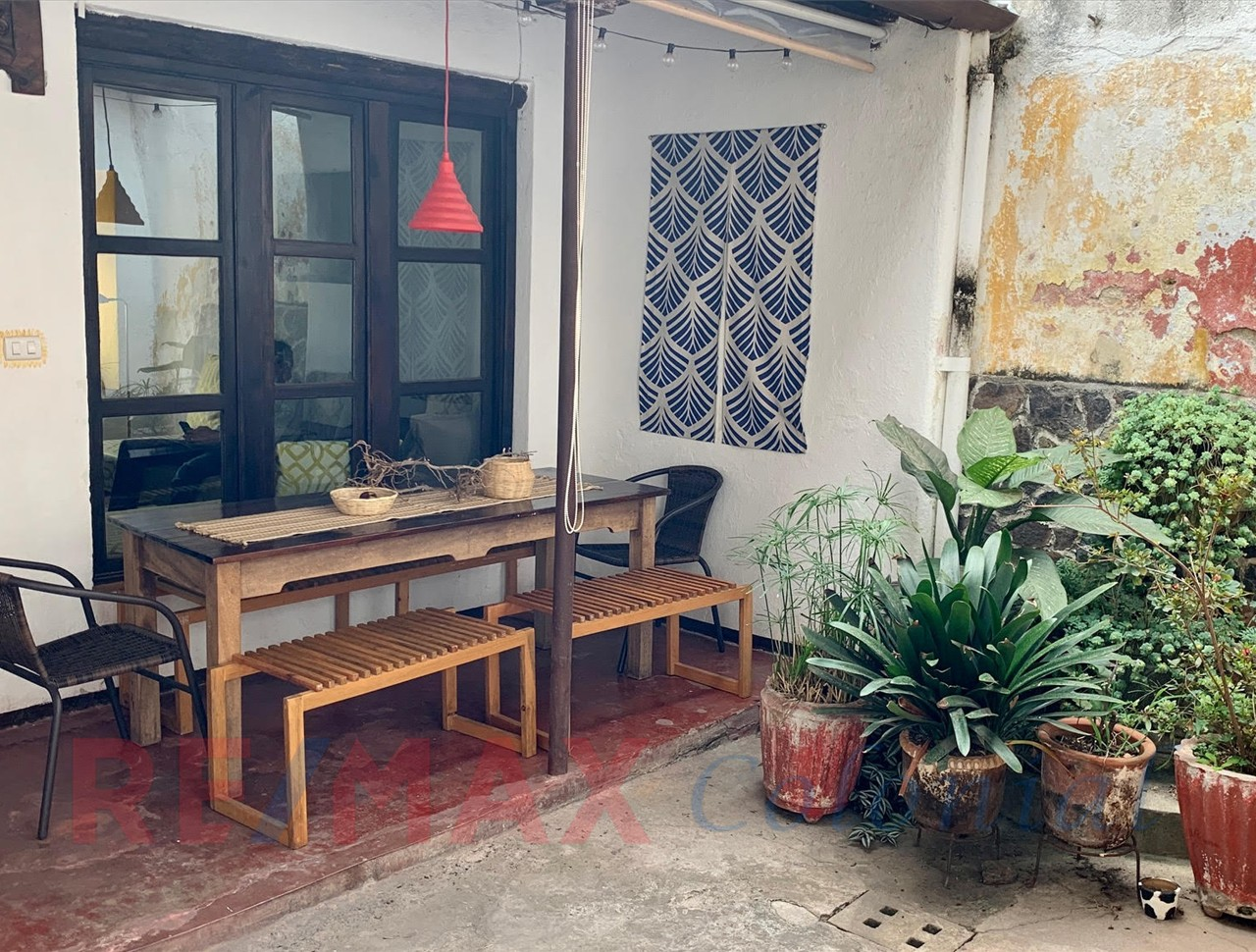 5132 FURNISHED HOUSE FOR RENT IN THE CENTER OF ANTIGUA