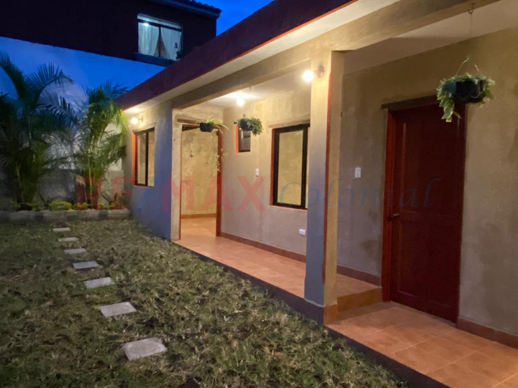 5147 A COZY HOUSE FOR RENT CLOSE TO ANTIGUA GUATEMALA (semi furnished)
